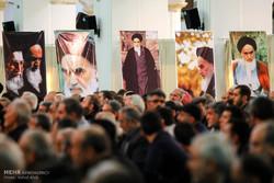 تبریز میں حضرت امام خمینی (رہ) کی برسی منائی گئی