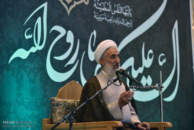 مراسم احياء الذكرى الثامنة والعشرين لرحيل الإمام الخميني (ره) في شيراز