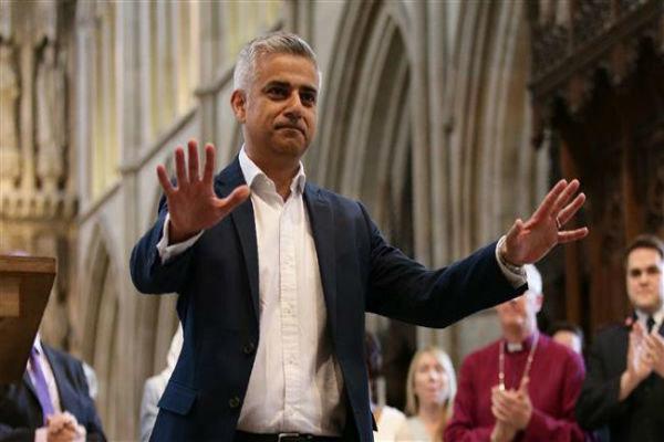 «صادق خان» شهردار لندن شد