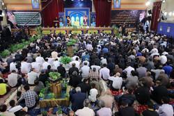 بوشہر میں حضرت امام خمینی (رہ) کی برسی منائی گئی