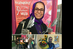 İranlı tiyatro sanatçısı Polonya'da ödül aldı