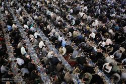 ارسال عکس از افطاریهای ساده به رادیو ایران