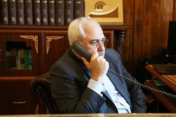 Zarif mulls over regional issues with European counterparts