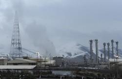 Iran nuclear facilities