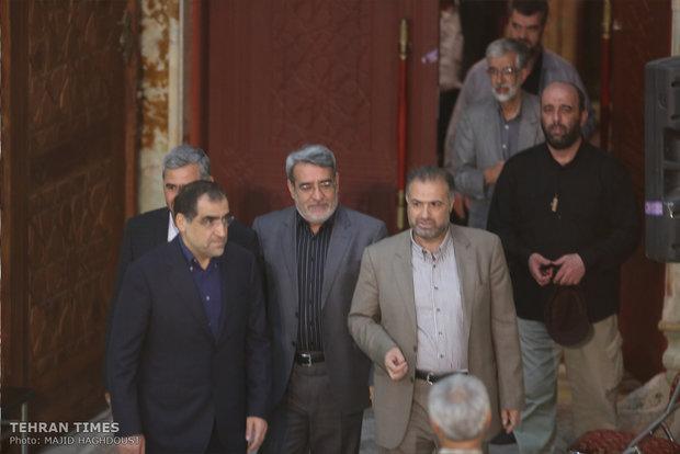 Ceremonies marking Imam Khomeini's death anniversary