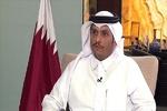قطر کے وزیر خارجہ غیر اعلانیہ دورے پر عراق پہنچ گئے