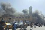۴۳ کشته بر اثر حمله انتحاری در قندهار افغانستان