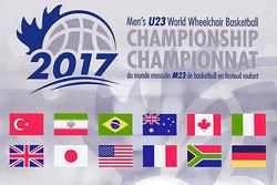 مسابقات بسکتبال با ویلچر زیر 23 سال جهان