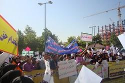 درخواست نیروهای قراردادی آموزش و پرورش برای تبدیل وضعیت آنهارا مقابل مجلس کشاند