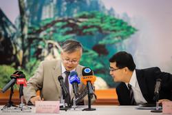 Çin'in Tahran Büyükelçisi'nden basın toplantısı