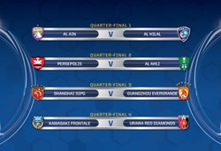 ACL quarter-final draw