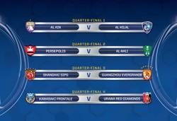ACL quarter-final draw