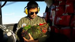 تولد نوزاد عجول در بالگرد اورژانس هوایی الیگودرز