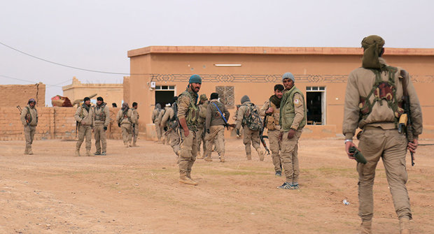 US-led coalition begins offensive to liberate Raqqa