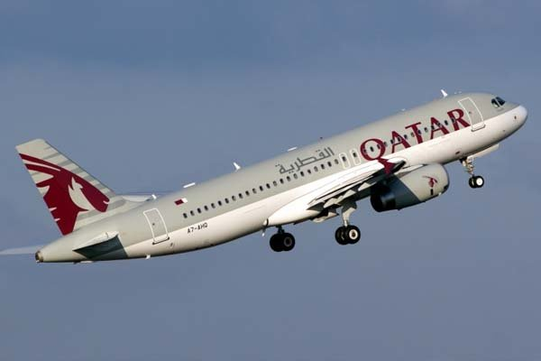 Iran allows Qatar to use national airspace