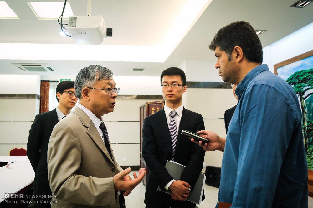 سفیر چین در گفتگو با مهر مطرح کرد: تعهد چین به اصل برد-برد در طرح جاده ابریشم/گفتگو راهحل افغانستان