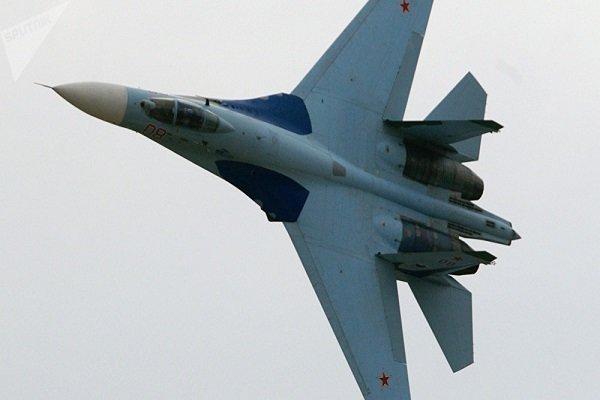ادعای ایجاد مزاحمت برای یک کشتی نظامی هلندی توسط جنگنده روسی!