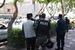 حاشیه نگاری یک شاهد عینی از حمله تروریستی به خانه ملت