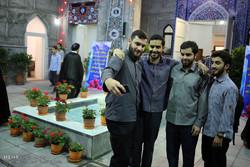 مراسم افتتاحیه بخش اول ساختمان جدید مسجد جامع قلهک