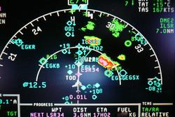 رادار پرواز هواپیماها