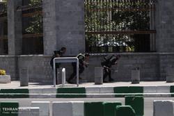 Gunmen attack Iran's parliament