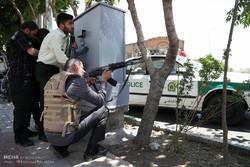 مشاهد من الاعتداء المسلح على مجلس الشورى الاسلامي (2)/صور