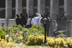 ارتفاع حصيلة الهجومين الإرهابيين على طهران إلى 16 شهيداً