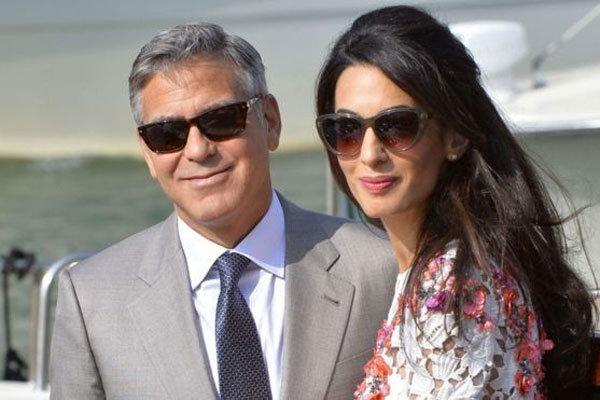 جرج کلونی و همسرش مجله فرانسوی را به دادگاه میکشانند