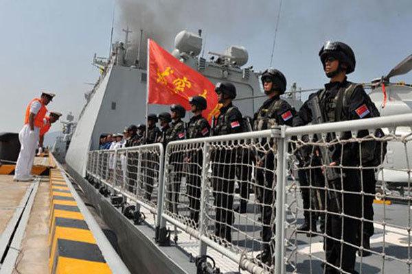 ایجاد پایگاه نظامی کوهستانی در مرز چین و افغانستان