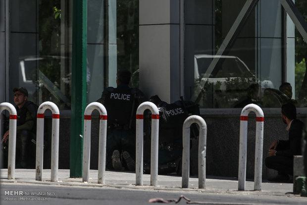 Tehran's terrorist attack