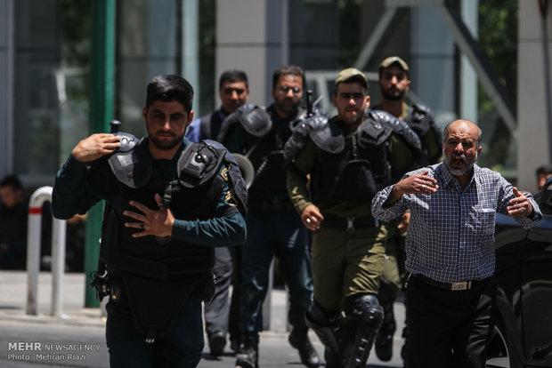 اقدامات تروریستی تأثیری در اراده ملت حق طلب ایران  نخواهد گذاشت