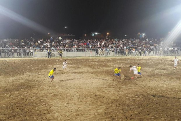 3 foreign teams to vie at 2nd Persian Beach Soccer Cup