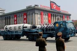 ازمایش موشکی کره شمالی