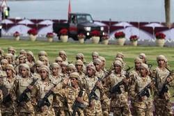 نیروهای مسلح قطر
