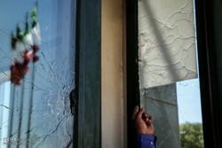 بازسازی صحنه حادثه تروریستی حرم امام