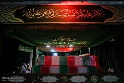 وداع با شهدای حادثه تروریستی مجلس