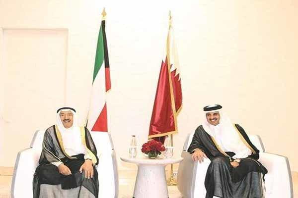 كاتب سعودي ينتقد الكويت على خلفية أزمة قطر