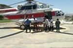 ایجاد پایگاه امداد هوایی در شهرستان کهگیلویه/ تدوین سند درمان