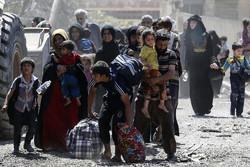 """""""داعش"""" يختطف ١٢٠ مدنياً بداعي ترك """"أرض الخلافة"""" غربي نينوى"""