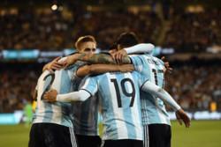 """Arjantin'den önemli """"İsrail maçı"""" kararı"""