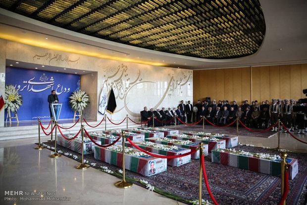 Meclis'te terör şehitleriyle veda töreni