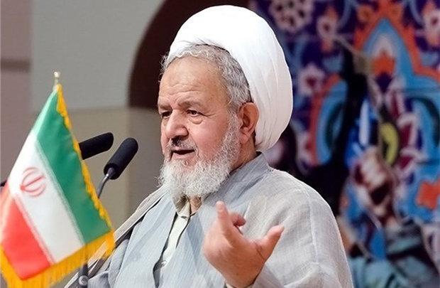 علی سعیدی نماینده ولی فقیه در سپاه پاسداران انقلاب اسلامی