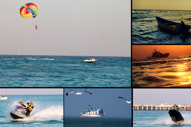 توسعه گردشگری دریایی مغفول ماند/جای خالی هتل شناور و جزایر مصنوعی