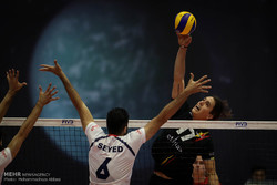 İran'dan Voleybol Dünya Ligi'nde büyük adım