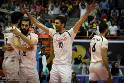 ايران تحقق فوزاً باهراً على بلجيكا