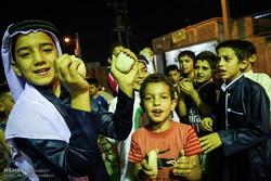 """""""قرقيعان"""" تقليد رمضاني يحافظ عليه جنوب ايران /صور"""