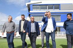 لوکا بوناچیچ از سرمربیگری تیم فوتبال گسترش برکنار شد