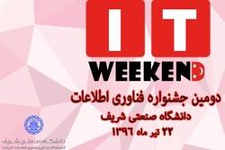 هفته فناوری اطلاعات شریف
