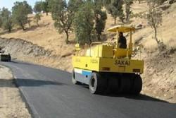 روستاهای کمتر برخوردار مشمول طرح توسعه آسفالت قرار میگیرند