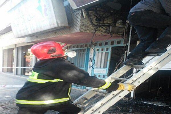 انفجار در موتورخانه یک بیمارستان/حادثه تلفات نداشت